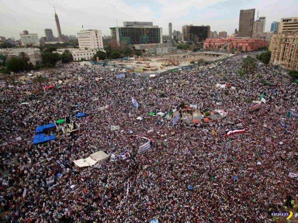 Имам оправдывает изнасилования женщин на площади аль-Тахрир