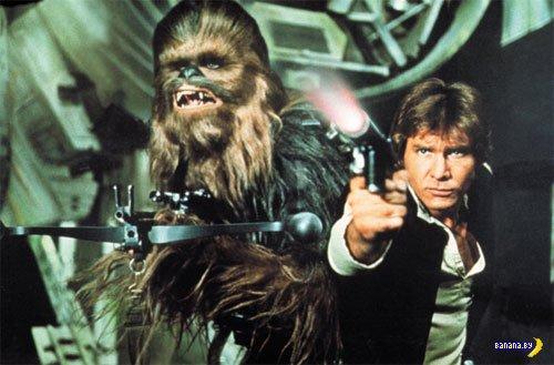 Харрисон Форд согласился сыграть Хана Соло в новых «Звездных войнах»