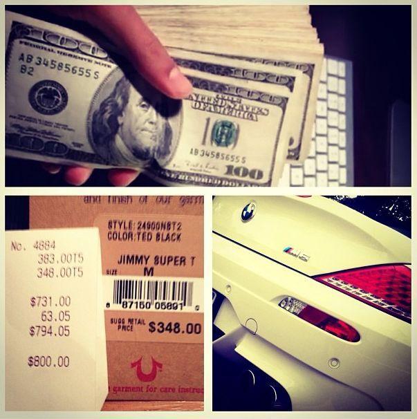 Богатенький балбес и Instagram