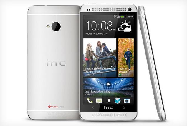 Смартфон HTC One представлен официально