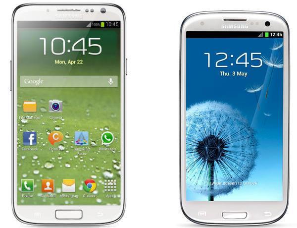 Galaxy S IV – уже скоро