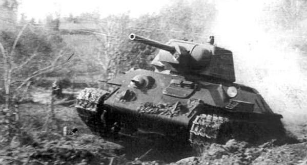 13 дней из жизни одного Т-34