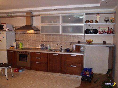 Как требованиям должна отвечать мебель, используемая на кухне