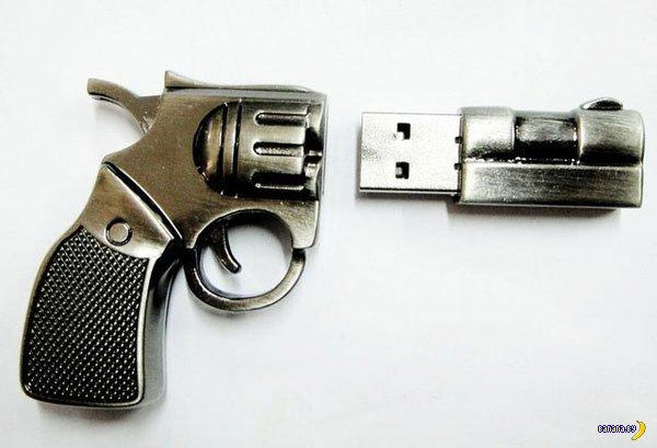Забавные и необычные USB-флешки