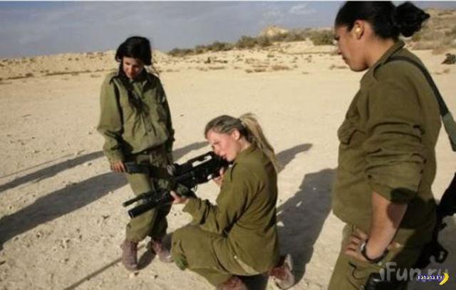 Защитницы отечества