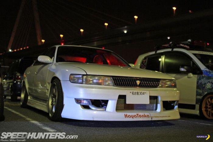 Японские достижения в автотюнинге