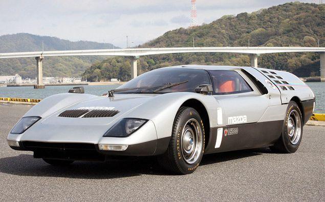 Семь фантастических концептов японских спорт-каров