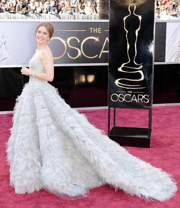 Лучшие Наряды Звёзд На Красной Дорожке (Oscar 2013)