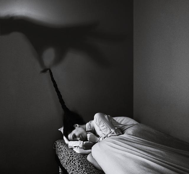 Сюрреалистичные автопортреты Ноэлль Освальд