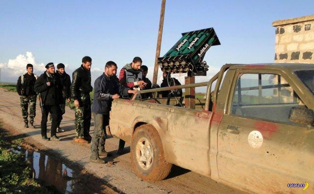 Сирийский повстанческий ВПК