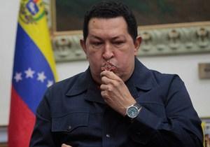 Чавес все?