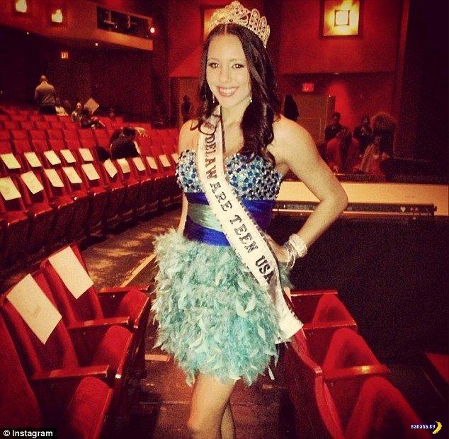 У Мисс Тинейджер США отняли корону