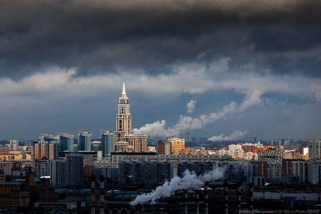 Разные фотографии разной Москвы
