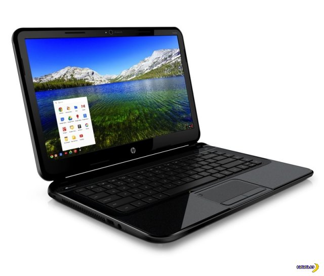 Pavilion 14 Chromebook - первый ноутбук под Chrome OS от HP