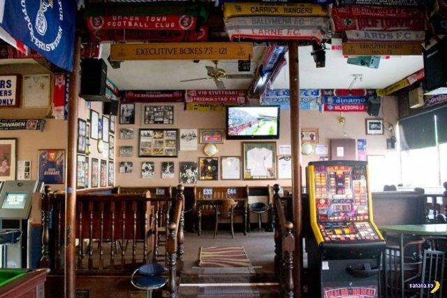 Лондонский спорт-бар