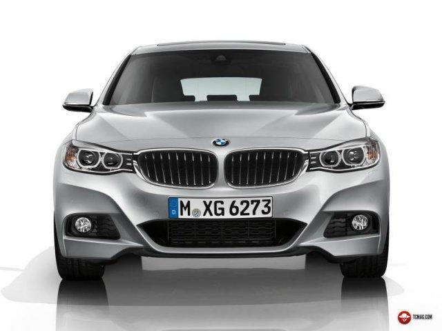 Новая BMW 3 Series GT