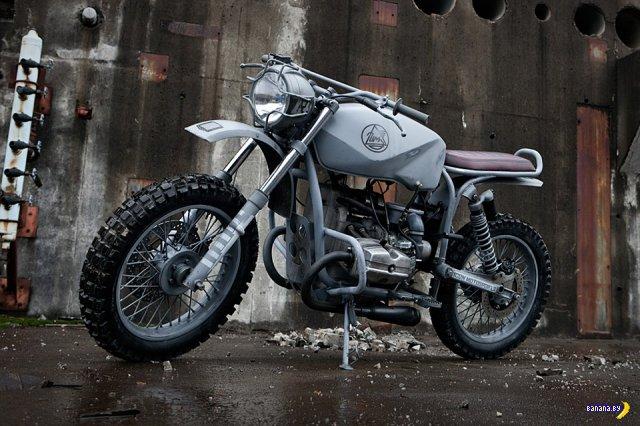 Мотоцикл Quartermaster