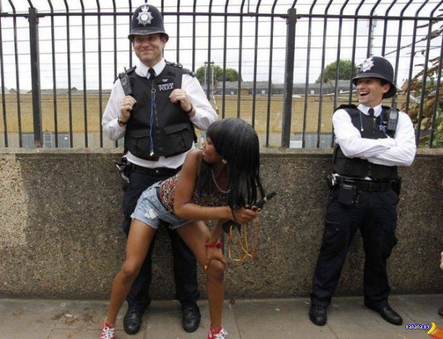 Будни полиции