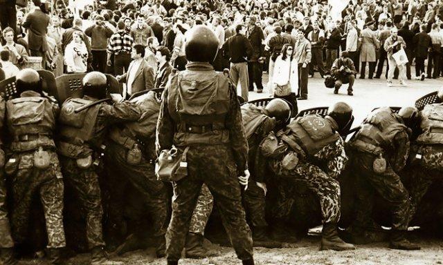 Минск. 26 апреля 1996 года