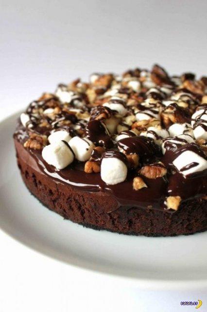 Фуд порн 99.  Шоколадный шоколад!