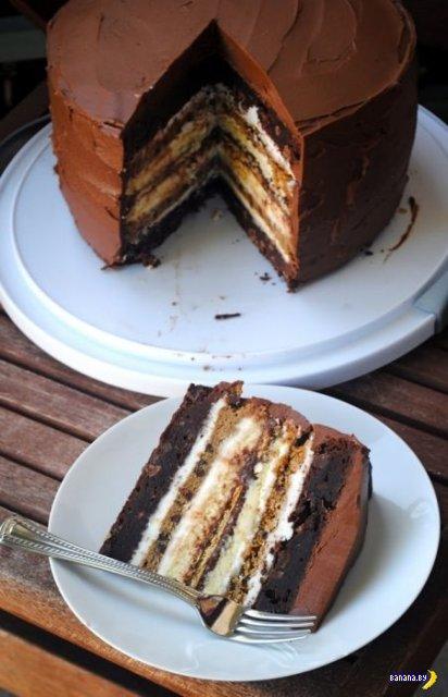 FoodPorn: Шоколадный шоколад!