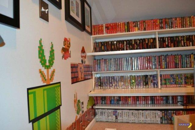 Игровая комната для взрослых