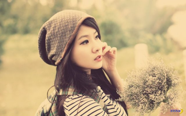 Красивые азиатки