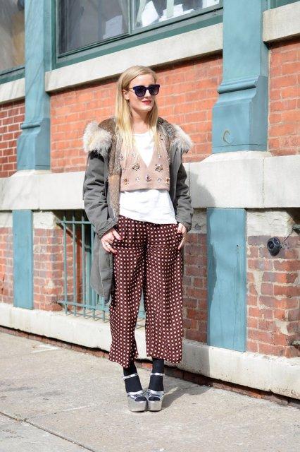 Уличная мода в Нью-Йорке