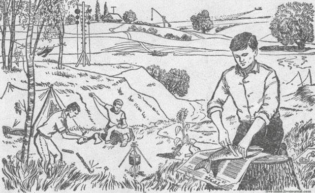Загадка для советских пионеров