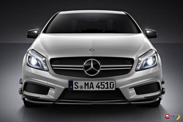 Mercedes-Benz A45 AMG Edition