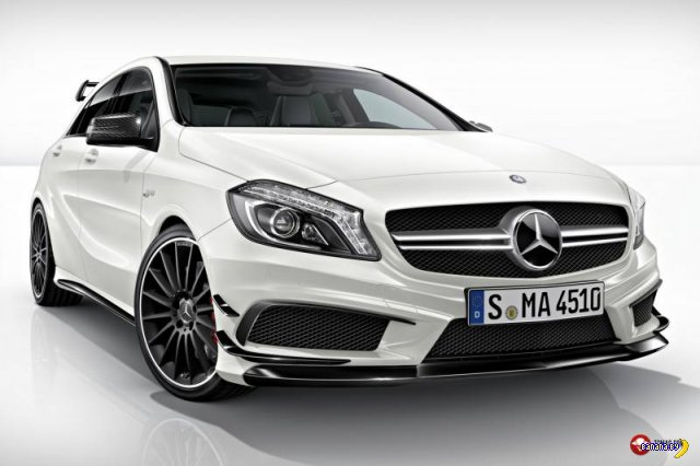 Mercedes-Benz A45 AMG Edition