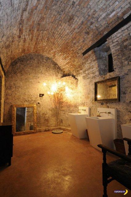 Замок в Италии