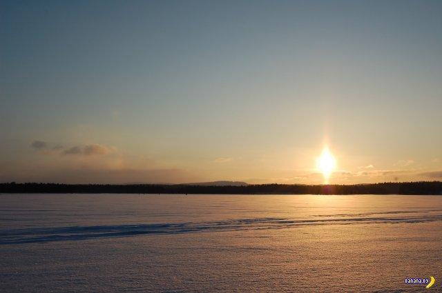 Национальный парк Оуланка (Финляндия)