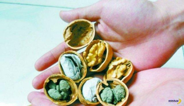 Китайский бизнес на грецких орехах