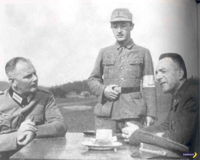 Два генерала - предатель и герой