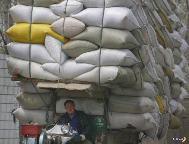 Китайские грузоперевозки