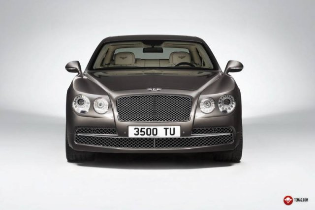 Новый Bentley Flying Spur
