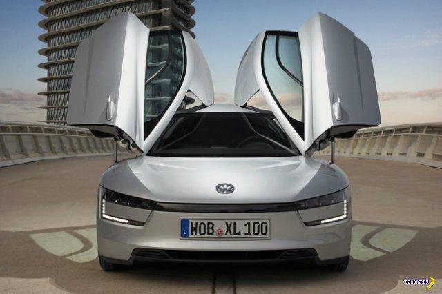 Очень странный VW XL1