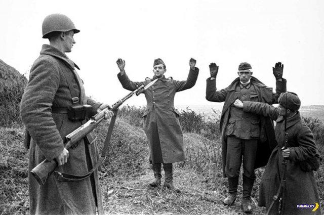 Советский солдат глазами нацистов