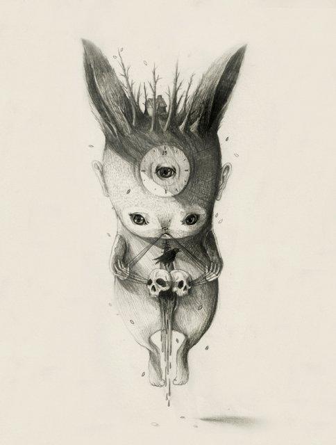 Чарующие кошмары от Роби Дви Антоно