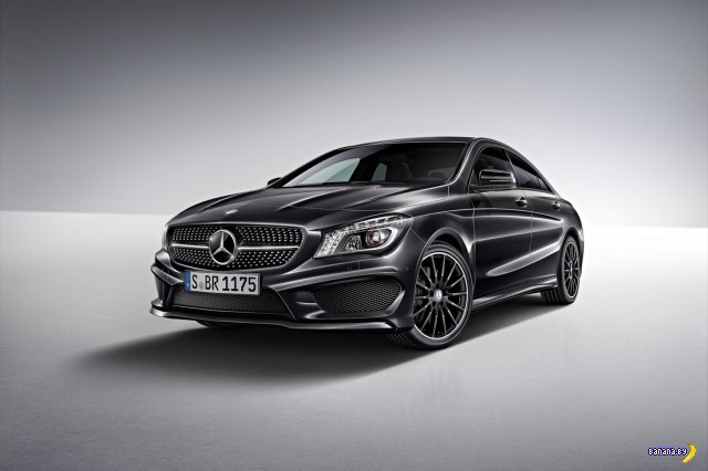 2014 Mercedes-Benz CLA Limited �Edition 1″
