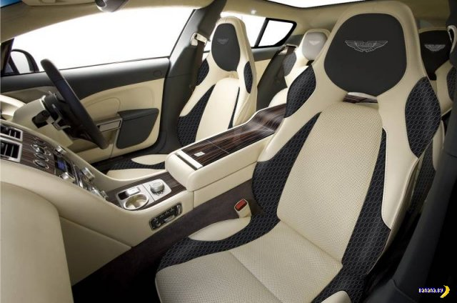 Aston Martin Jet 2+2 концепт
