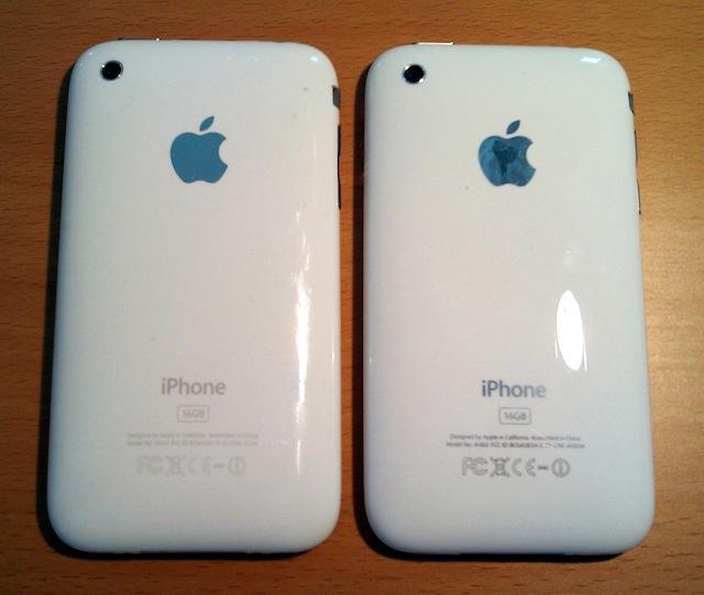 Apple работает над 4.5-дюймовым iPhone из поликарбоната