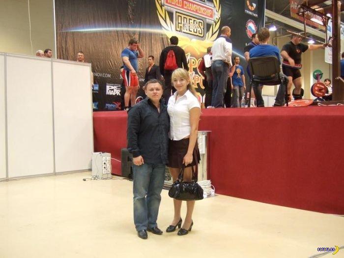 Анна Тураева - чемпион по пауэрлифтингу