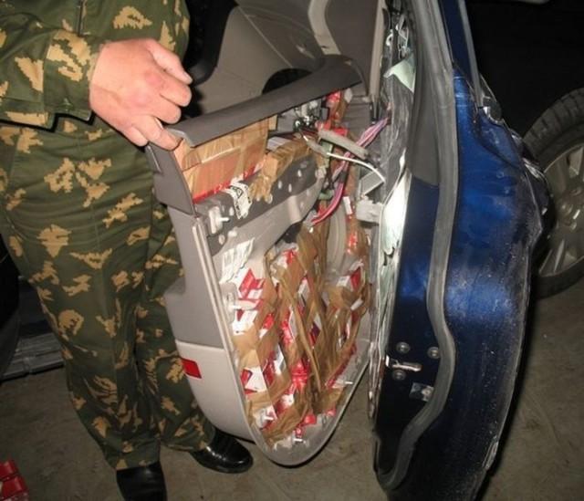 Белорусские контрабандисты
