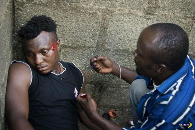 Черный Nollywood