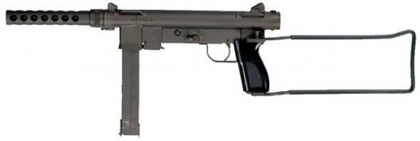 Безгильзовое стрелковое оружие