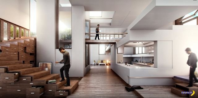 Лучшие дома и квартиры в мире