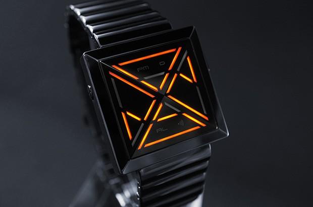 Новые часы от Tokyoflash