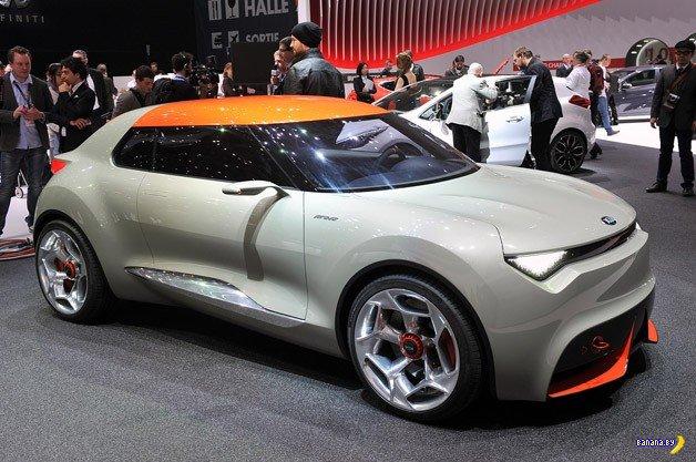 Интересные новинки Женевского Автосалона